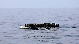 Migrant boat 'spends hours in distress off Libyan coast'