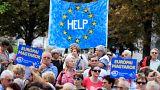 """Bruxelas aperta """"cerco"""" à Polónia e à Hungria"""