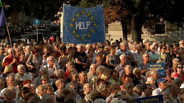 """""""Венгрия  больше, чем Орбан!"""""""