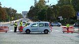 Parisienses gozam dia sem trânsito