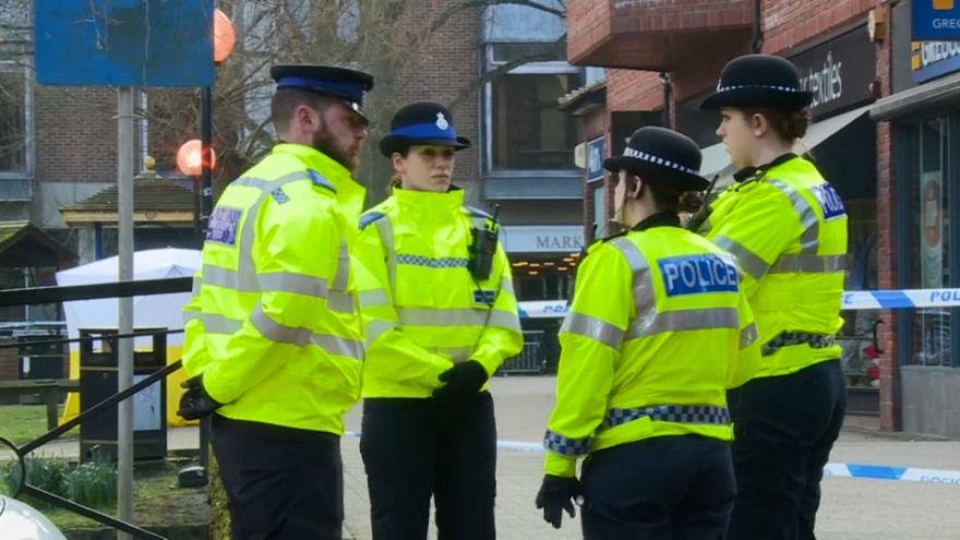 Mysteriöser Vorfall in Salisbury