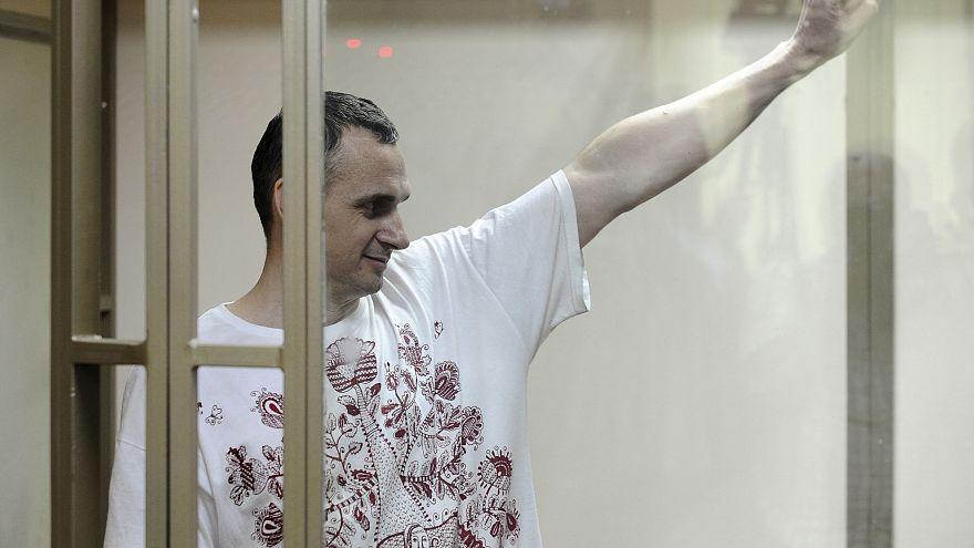 Hungerstreiks für inhaftierten ukrainischen Regisseur