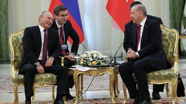 Erdoğan ve Putin son 10 günde ikinci kez İdlib gündemiyle buluşuyor