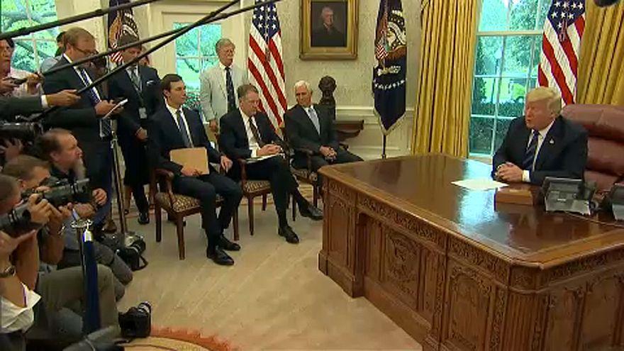 Trump-Duda találkozó lesz Washingtonban kedden