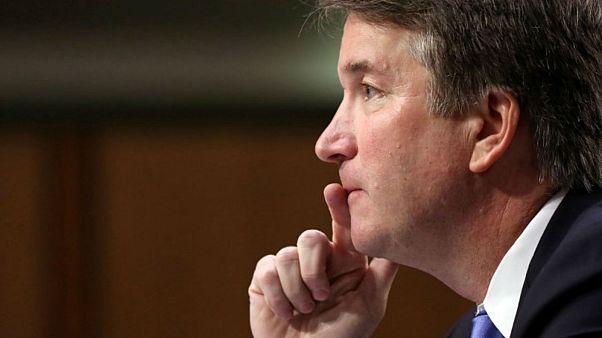 امرأة تتهم مرشح ترامب لعضوية المحكمة العليا بسوء السلوك الجنسي
