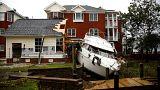 ABD'nin doğu yakasını vuran Florence kasırgasında can kaybı artıyor