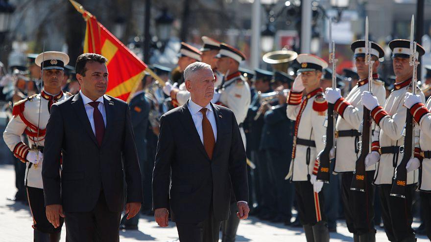 ABD Makedonya'daki referanduma müdahil olmaması için Rusya'yı uyardı