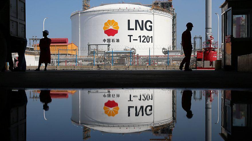 ABD Almanya'ya sıvılaştırılmış doğal gaz satmaya hazırlanıyor
