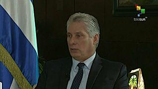 Díaz-Canel se declara a favor del matrimonio homosexual