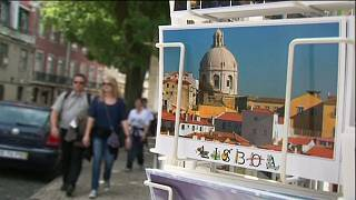 Turistas ocupam mais de 1/3 das casas do centro histórico de Lisboa