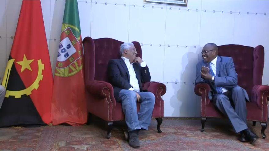 PM português em Luanda para uma reaproximação definitiva