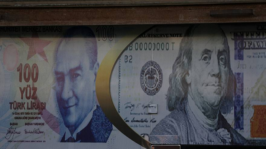 türk lirası dolar vs