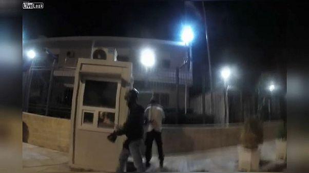 Athen: Anarchisten-Angriff auf iranische Botschaft