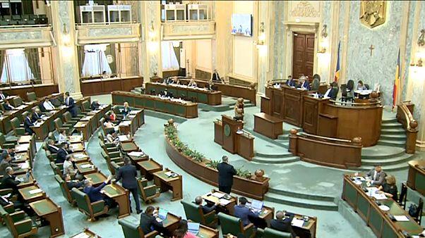 البرلمان الروماني