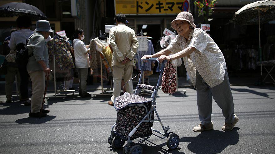 Japonya'da yaşlı nüfus rekor seviyede, uzun yaşamın sırrı ne?
