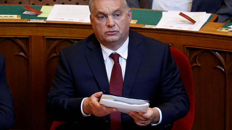 Hungary rejects EU's charge that its democracy is weakening