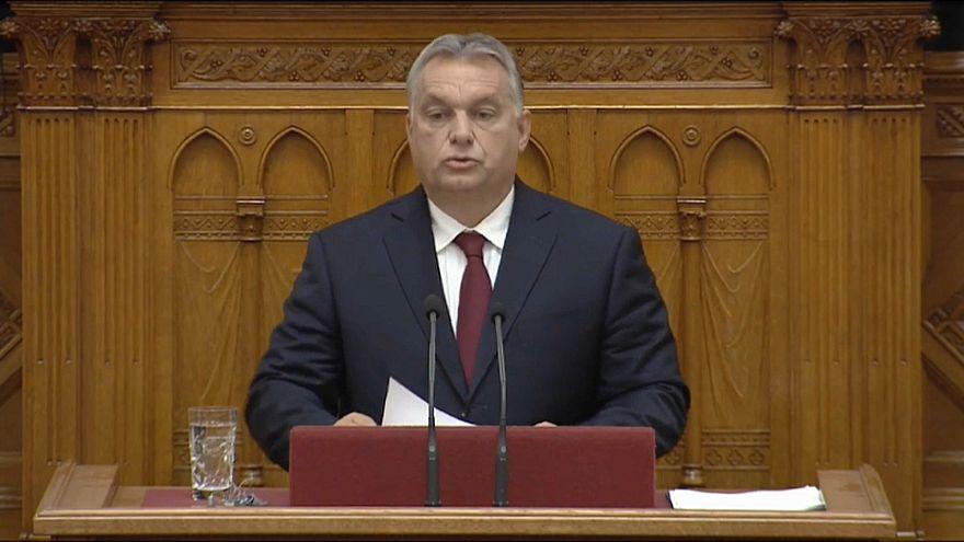 """Orban: """"Absurde Sammlung von Lügen"""""""