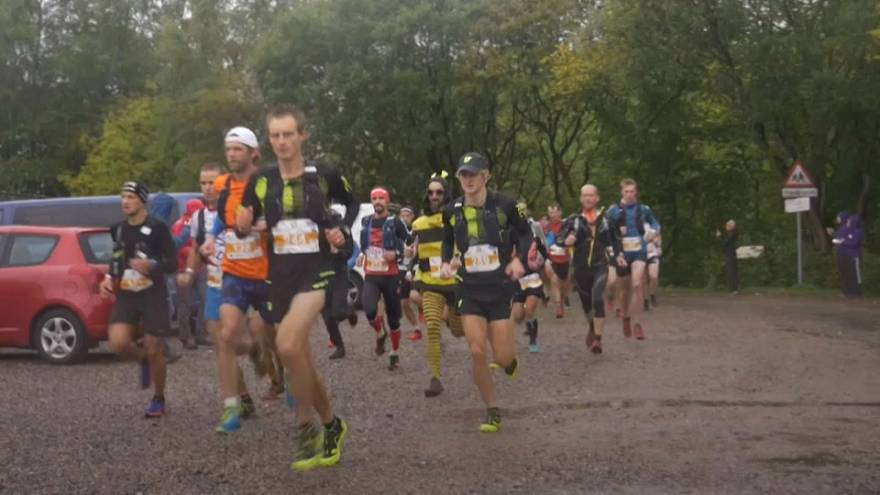 Taking the high road: running into trouble at Glen Coe race