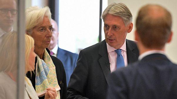 FMI alerta Londres para o impacto do Brexit