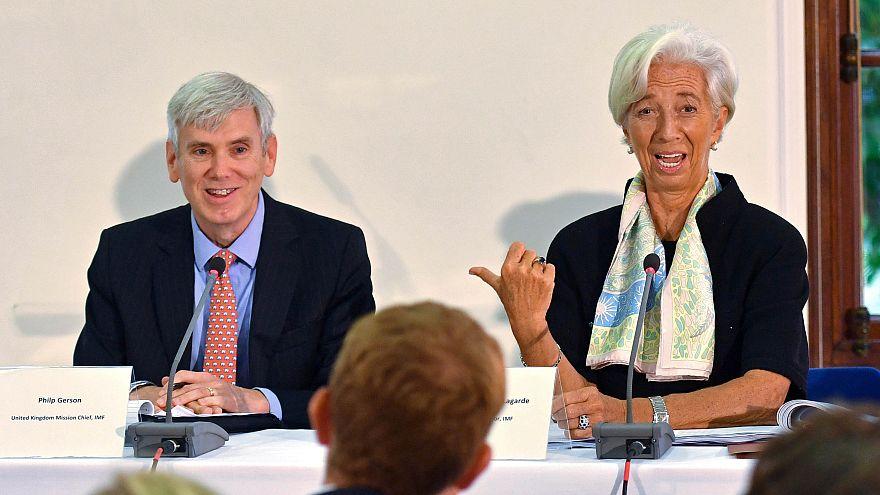 Lagarde advierte sobre las consecuencias de un Brexit sin acuerdo