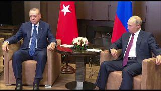 Rusia y Turquía acuerdan crear una zona desmilitarizada en Idlib