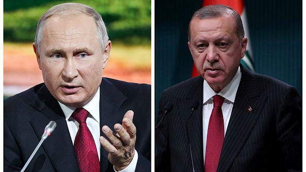 """إردوغان قبيل اجتماعه مع بوتين: سيصدر بيان بشأن سوريا يمنح """"أملا جديدا"""" للمنطقة"""