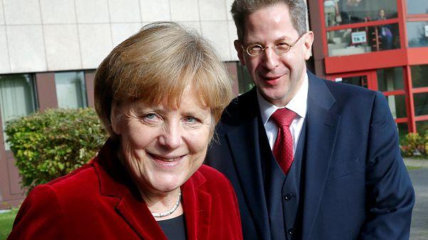 Merkel'le ters düşen İç İstihbarat Servisi Başkanı Maassen görevinden alındı