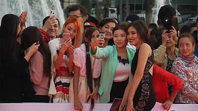 Almaty launches its International Film Festival