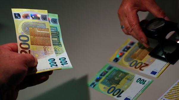 Neue 100- und 200-Euro-Scheine, aber keine 500er
