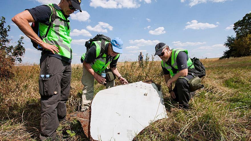 Moskau macht ukrainische Rakete für MH17-Abschuss verantwortlich