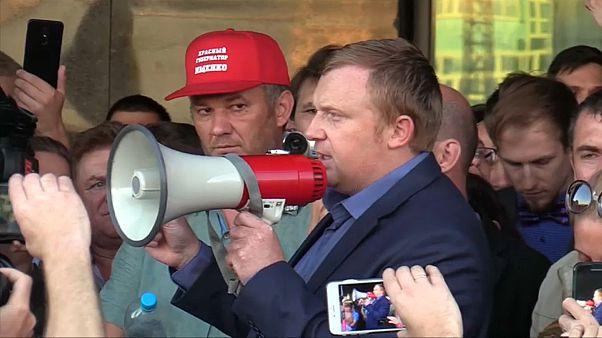 Приморье: оппозиция не признаёт результаты выборов