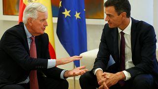 Brexit: Barnier zu Gipfelvorbereitungen in Spanien