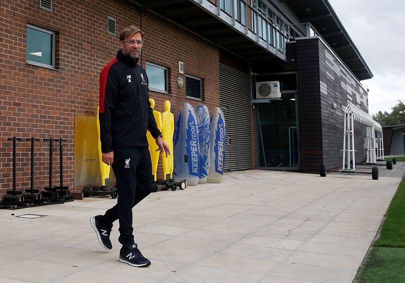 Liverpool-PSG (2-1) — Résultat (mi-temps)