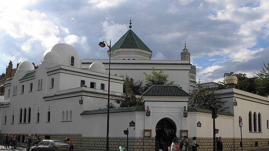 Mosquée de Paris