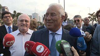 Encontro entre PM português e presidente angolano