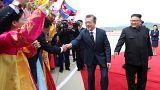 Le président sud-coréen joue les entremetteurs à Pyongyang