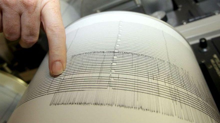 Ισχυρός σεισμός στην Πρέβεζα