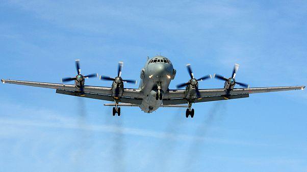 Ил-20 был сбит силами ПВО Сирии из-за бомбардировок Израиля (Минобороны)