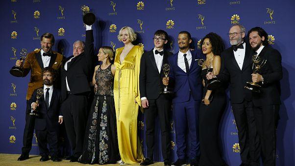 Emmy Awards : les dragons et les comédiennes à l'honneur
