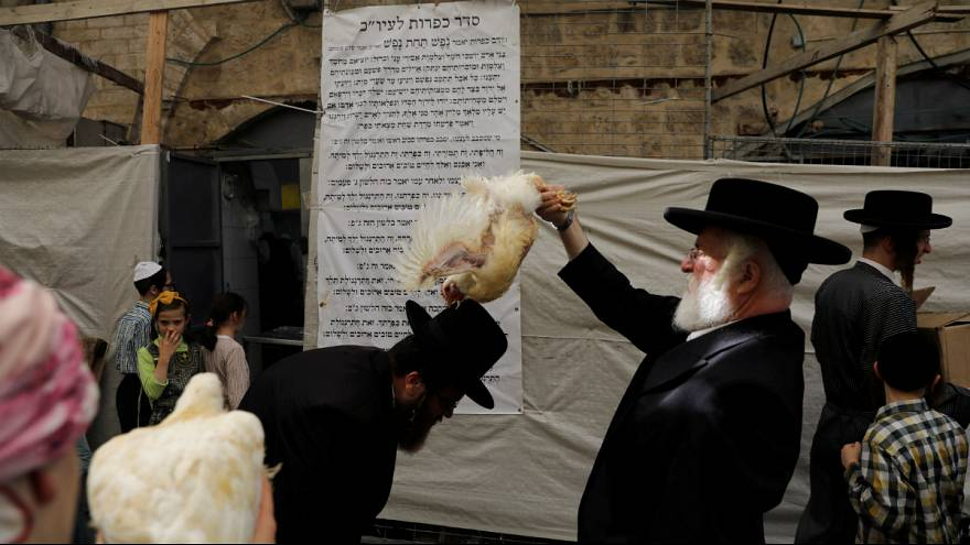 کفاره گناهان با ذبح مرغ در اورشلیم