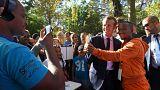 Magára haragította a francia fiatalokat Macron