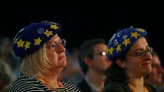 Partidarios de permancer en la Unión Europea