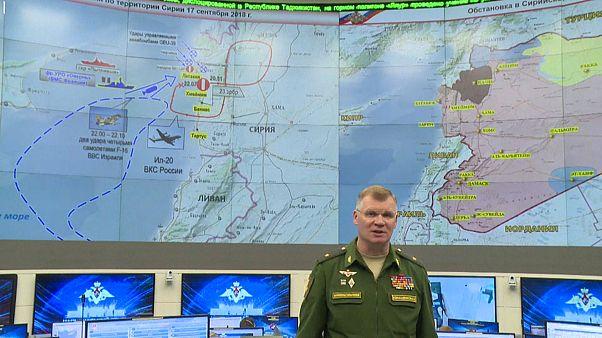 Un misil sirio derribó el avión ruso desaparecido en el Mediterráneo