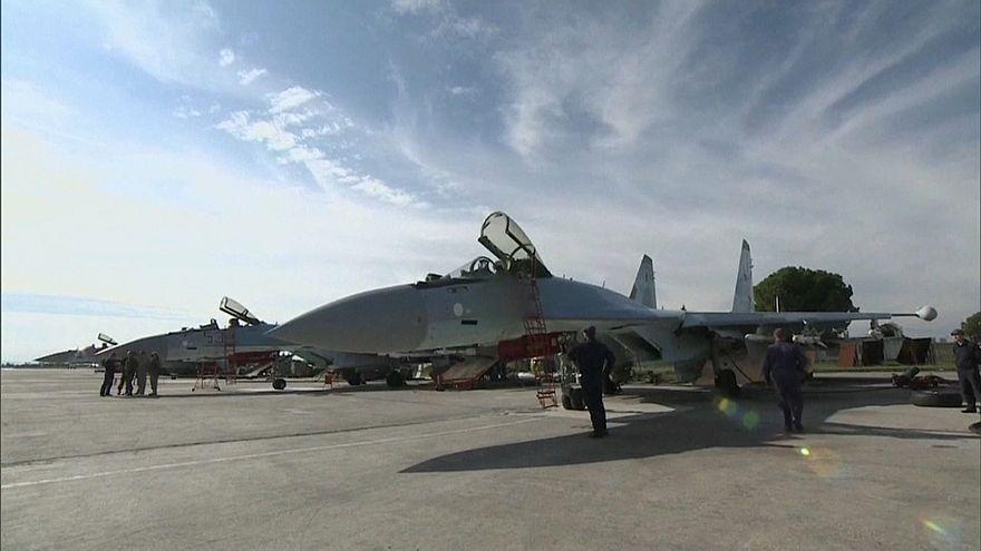 Un avion russe abattu par erreur par la défense syrienne