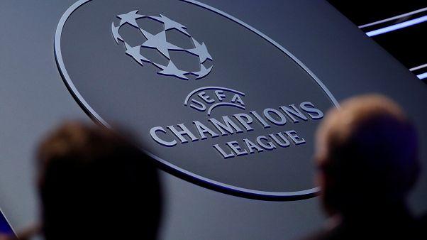 Champions League: Αρχίζει το ματς!