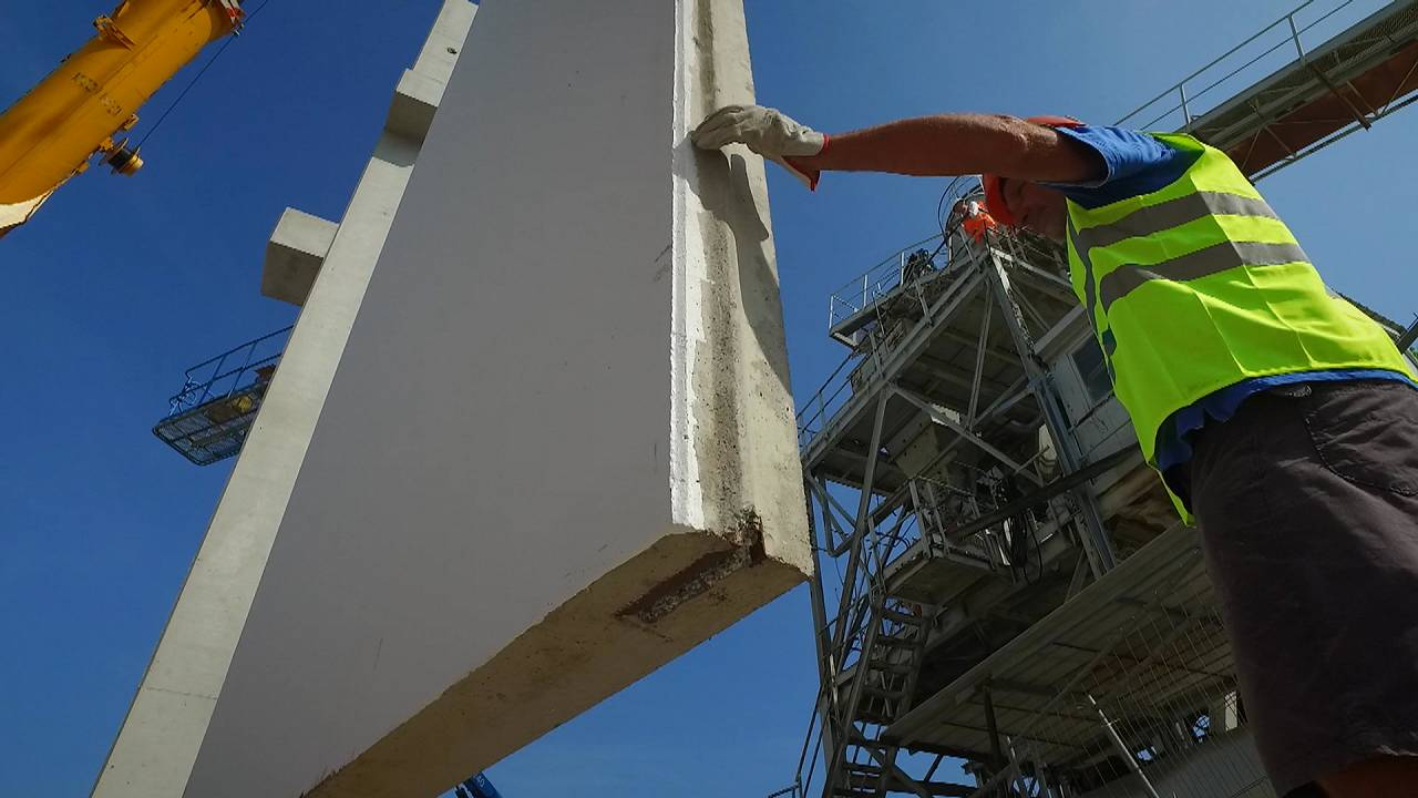 Cientistas europeus testam cimento mais forte, mais barato e mais ecológico