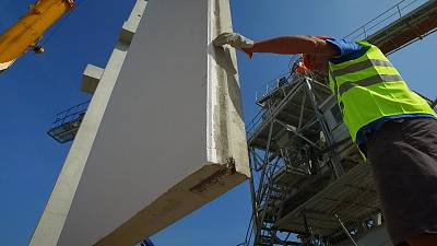 Cementing the future: the EU's ECOBINDER project takes a hard look at concrete