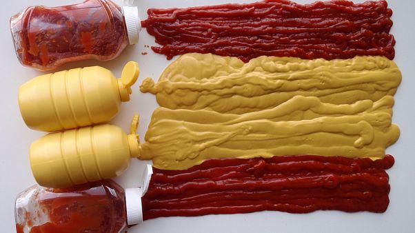 لهذا السبب نرى الأصفر والأحمر على شعارات مطاعم الوجبات السريعة