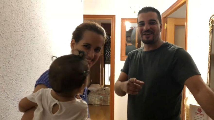 A família Dahrabou, três meses depois do Aquarius