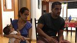 Az Aquarius menekültjei: a Dahrabou család